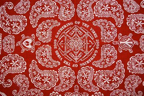 pattern gang red bandana wallpapers wallpaper cave