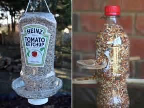 fabriquer une mangeoire pour les oiseaux du jardin