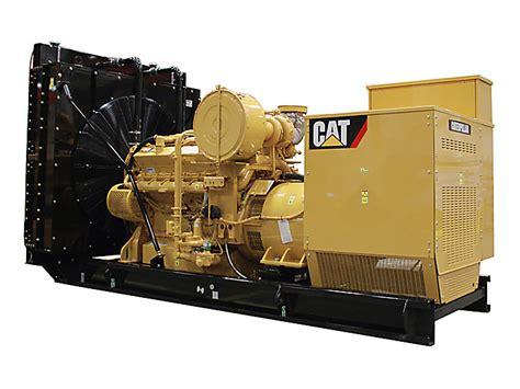 gas to electricity generator cat g3412 gas generator set caterpillar
