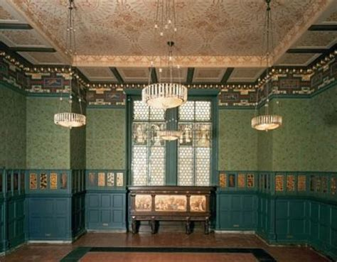 William Morris Green Dining Room by Midterm Ii History 01 With Ruda At Of