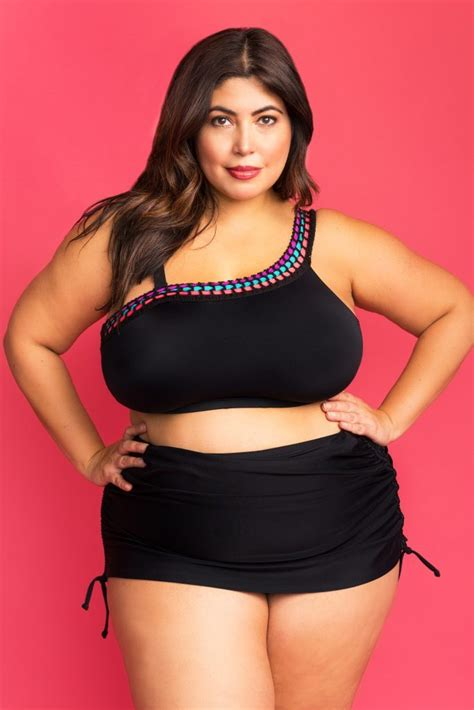 Latina Plus Size Model Jessica Milagros Boutique