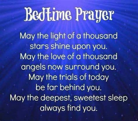 1000 ideas about bedtime prayer on prayer