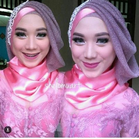 tutorial hijab buat kebaya inilah model jilbab buat kebaya yang cantik banget 2017