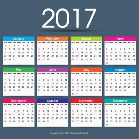 free calendar templates for adobe illustrator 72 best 2017 calendar images on pinterest calendar