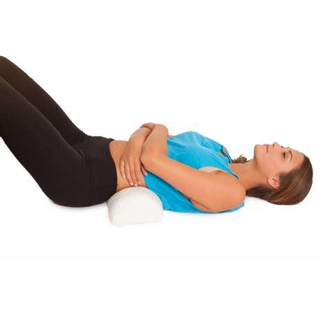 Half Cylinder    Lumbar, Leg , Lower Back Pillow, Neck Pillow