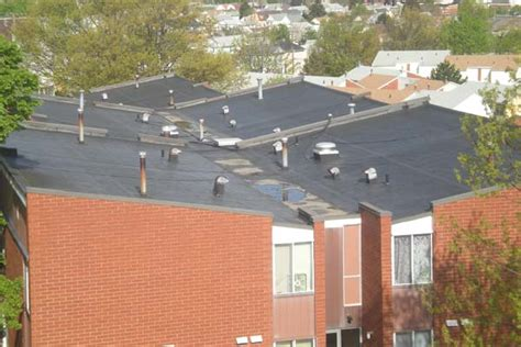 Apartment Building Roof Roofs Wilkes Barre Pa Elite Roofing Usa