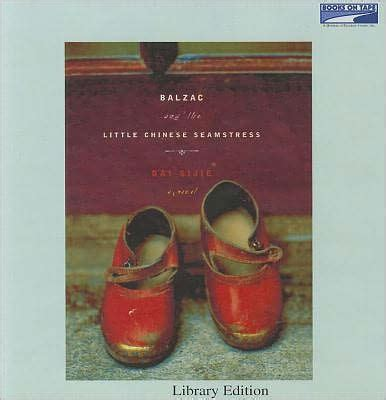 libro balzac and the little balzac and the little chinese seamstress by sijie dai hardcover barnes noble 174