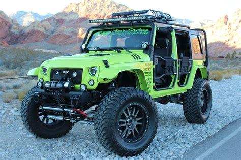 Sema Jeep Wrangler 2016 Jeep Wrangler Kao Sema Na Prodej