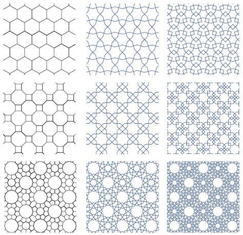 geometric pattern algorithm islamic pattern 2 grasshopper ghscripts pinterest