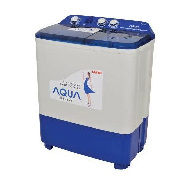 Mesin Cuci Aqua Duo Drum mesin cuci jual mesin cuci samsung lg dll harga murah