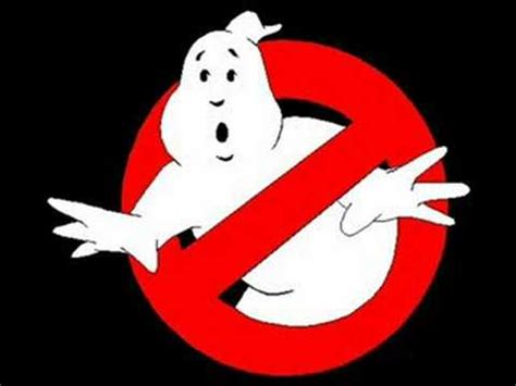 film ghost theme song original ghostbusters theme song youtube