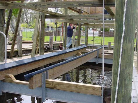 boat lift walkway boat lift center of gravity offshoreonly