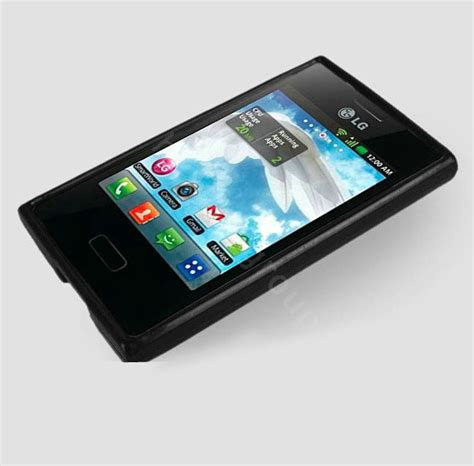 Soft Lg L3 E400 1 buy wholesale tpu soft silicone cases skin covers for lg e400 optimus l3 black from