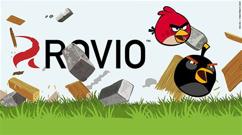 The Angry Birds Petualangan Keren Rovio angry birds is targeting a 1 billion ipo