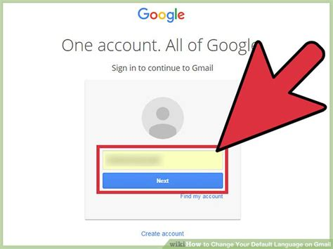 reset gmail language to english how to change your default language on gmail 15 steps
