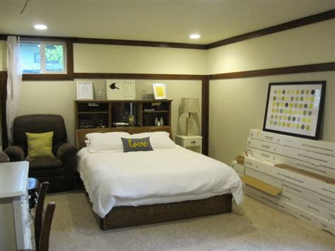 basement bedroom ideas home improvement