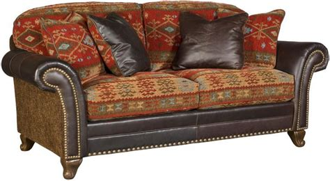 leather and tapestry sofa leather couch with tapestry cushions wanting to cover