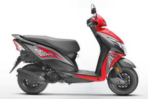 Honda Deo 2017 Honda Dio Scooter Gets New Colors Bsiv Engine
