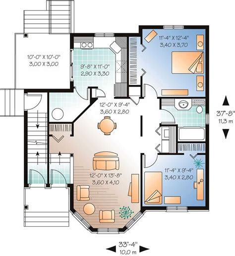 family home floor plans multi family european house plans home design dd 3029 13048