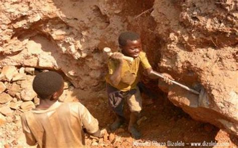 democratic republic of congo child labor mining miss quinn 187 blog archive 187 coltan mining in the drc