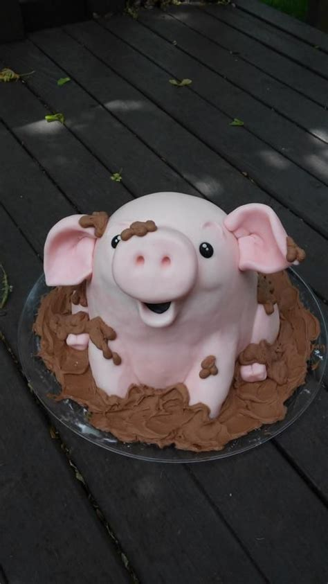Pig Anniversary Cakeq 30 awesome cake ideas kitchen with my 3 sons