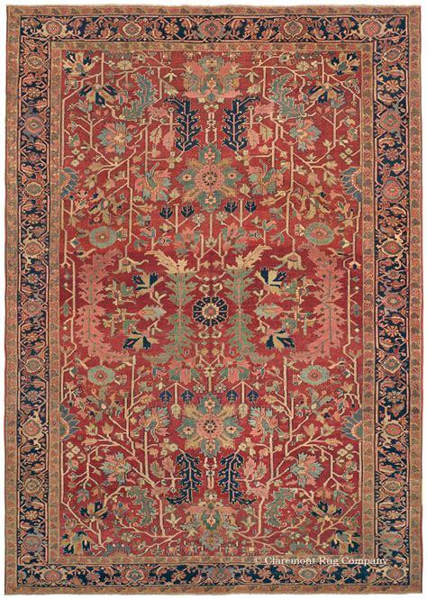 antique rug patterns serapi antique rug boasts an allover pattern