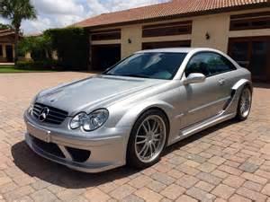 Mercedes Clk Amg For Sale 2005 Mercedes Clk Dtm Amg Revisit German Cars For