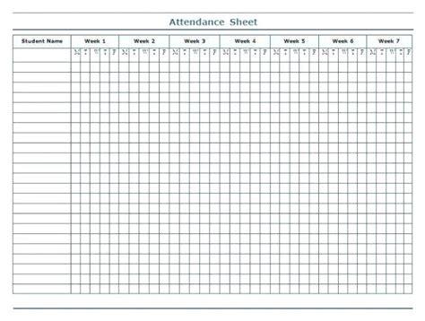 Blank Attendance Sheet Template Employee Monthly Record Excel Bestuniversities Info Employee Monthly Attendance Sheet Template Excel