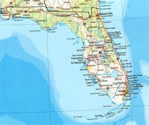 map of florida gulf coast cities rent a villa on the gulf coast of florida
