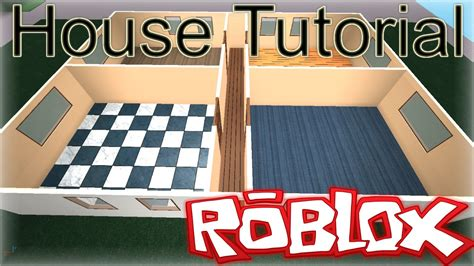 ROBLOX Building Tutorial: How To Make a Basic Realistic
