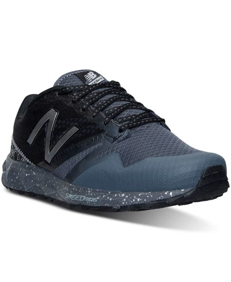 macys mens athletic shoes new balance s 690 wide running sneakers from finish