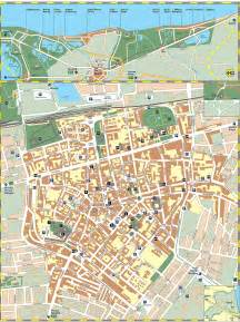 Ravenna Italy Map by Map Of Ravenna Italy Images
