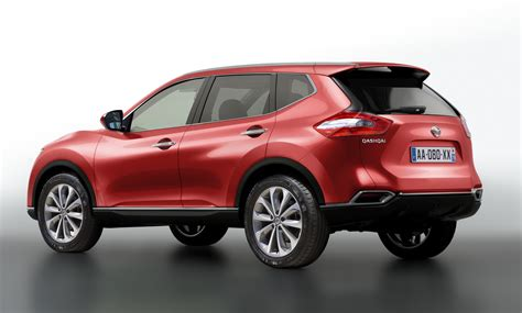 nissan crossover 2014 2014 nissan dualis crossover teased photos 1