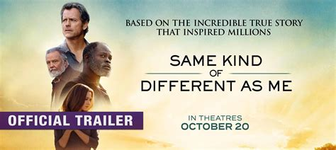 watch same kind of different as me trailer online pure flix