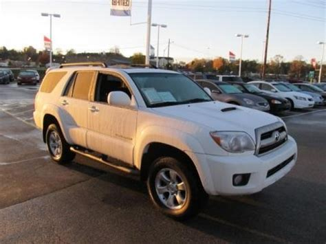 2006 Toyota 4runner Dimensions 2006 Toyota 4runner Sport Edition 4x4 Data Info And Specs