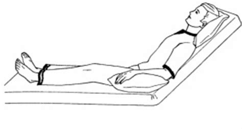 semi reclined position the gallery for gt lateral position nursing