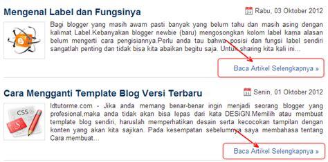 gimana cara membuat blog di wordpress cara membuat read more otomatis di blog cara membuat