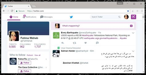 old twitter layout back get rid of the circles and get the old twitter interface back