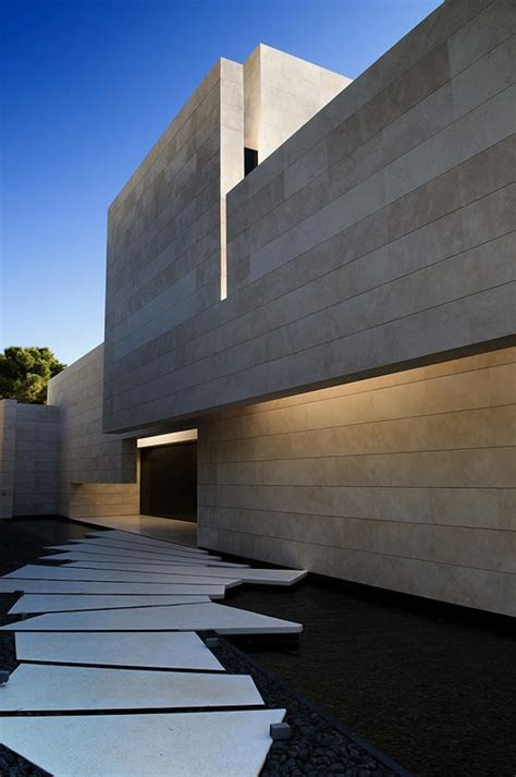 marbella house marbella house in ban 250 s by a cero architects wave