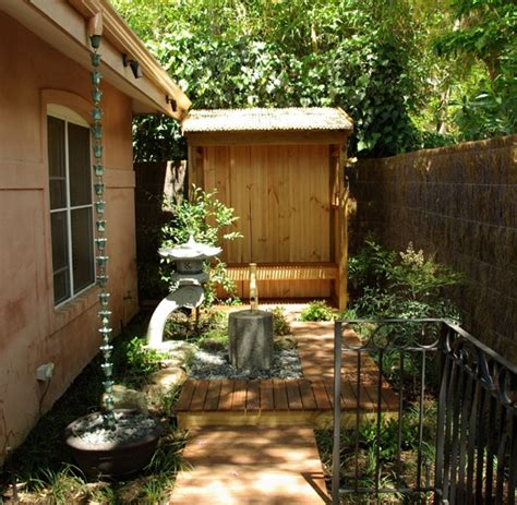intimate japanese courtyard japanese landscaping projects pinterest the o jays courtyards