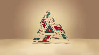 1920x1080 Abstract Triangle desktop PC and Mac wallpaper