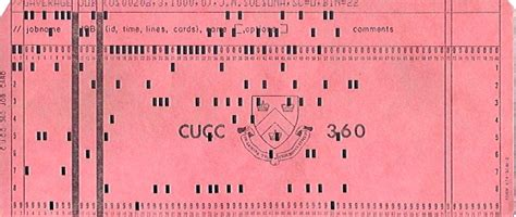 punches card ibm punch cards