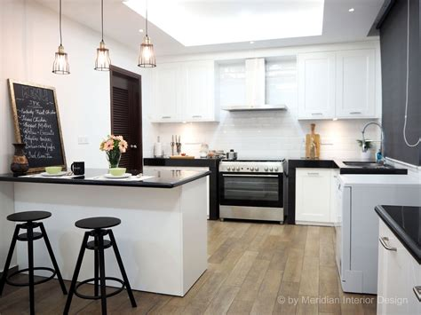 interior designed kitchens meridian interior design and kitchen design in kuala