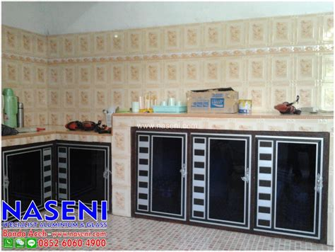 Kitchen Set Aluminium Royal Gambar Kitchen Set Aluminium Royal Dan
