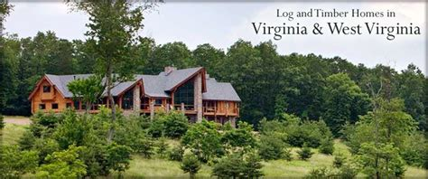 Log Cabin Builders In Virginia by 9 Best Popular Log Home And Timber Frame Home Floor Plans
