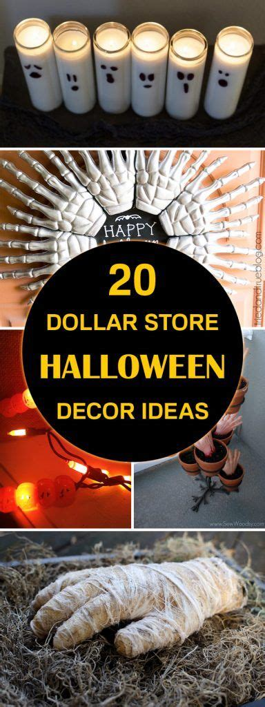 8 quick and easy halloween craft decoration ideas rent 45 best halloween office decor images on pinterest