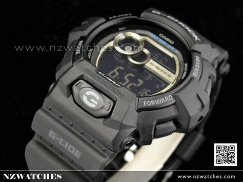 Gshock Gls 8900 Original buy casio g shock g lide 200m all black sport gls 8900 1b gls8900 buy watches