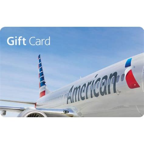 hurry get a 100 american airlines gift card for 87 point me to the plane - American Airlines Gift Card For Sale