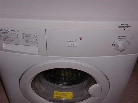privileg waschmaschine kundendienst bedienungsanleitung f 252 r die waschmaschine privileg basic