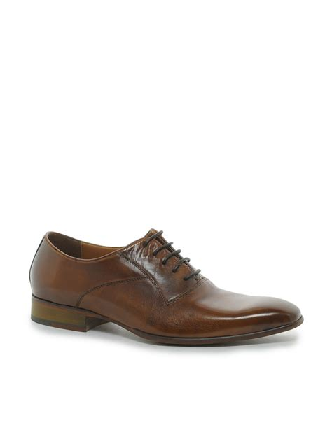 cheap oxford shoes for cheap monday aldo colomy oxford shoes in brown for lyst